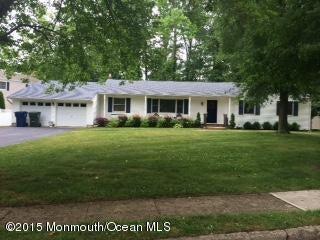 Photo of home for sale at 28 Hillside Terrace Terrace, Ocean Twp NJ