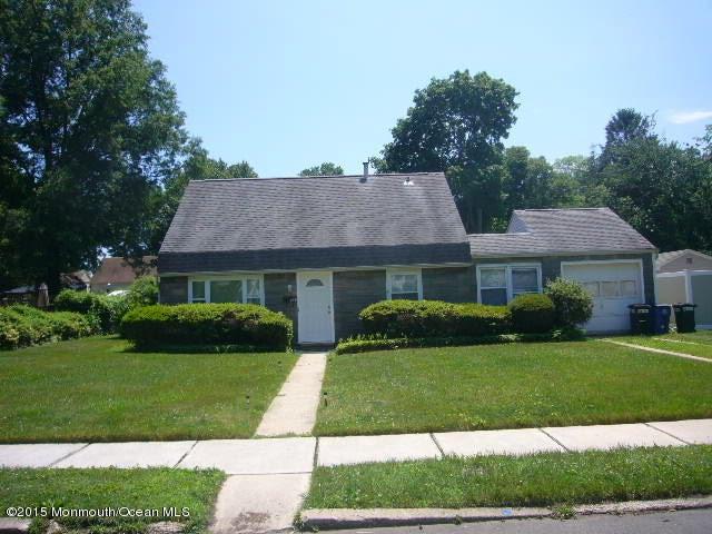 Photo of home for sale at 246 Norgrove Avenue Avenue, Elberon NJ