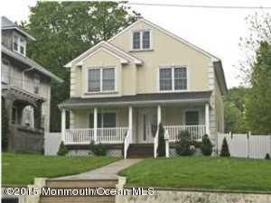 Photo of home for sale at 405 Broadway, Long Branch NJ