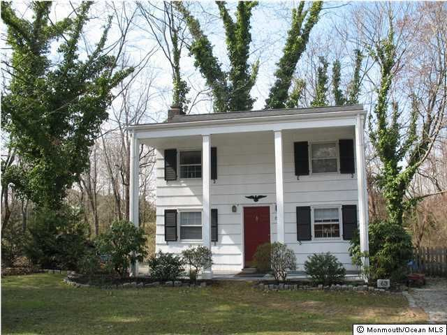 Photo of home for sale at 63 Water Street Street, Tinton Falls NJ