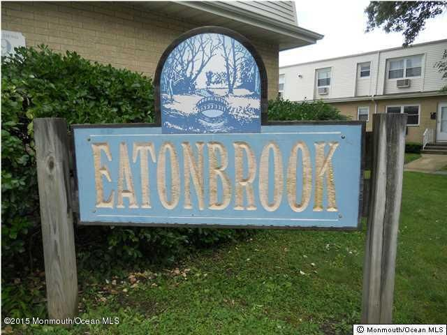 Photo of home for sale at 73d White Street Street, Eatontown NJ