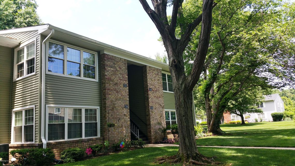 Photo of home for sale at 156 Arrowwood Court Court, Red Bank NJ