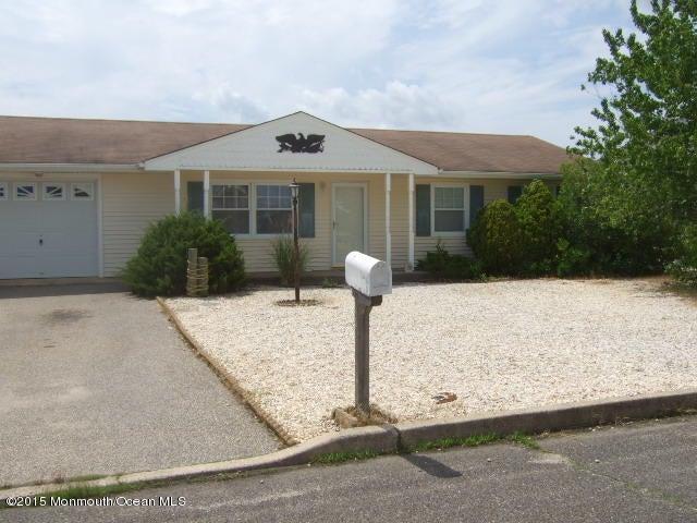 Photo of home for sale at 215 Newark Road Road S, Barnegat NJ