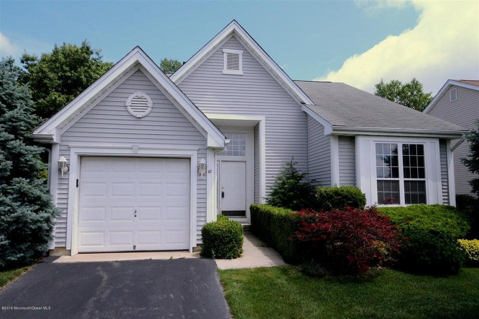 Photo of home for sale at 47 Mirage Boulevard Boulevard, Barnegat NJ