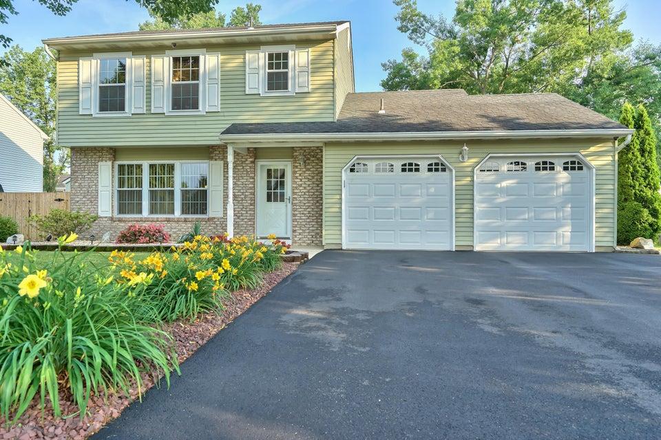 Photo of home for sale at 4 Tamarack Street Street, Howell NJ
