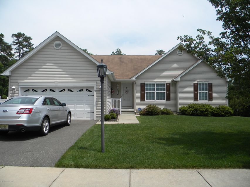 Photo of home for sale at 14 Stonegate Drive Drive, Little Egg Harbor NJ