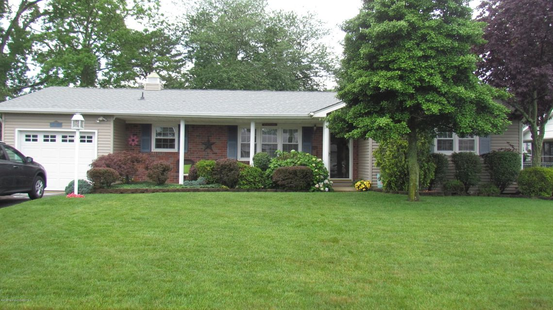Photo of home for sale at 108 Leone Drive Drive, Brick NJ