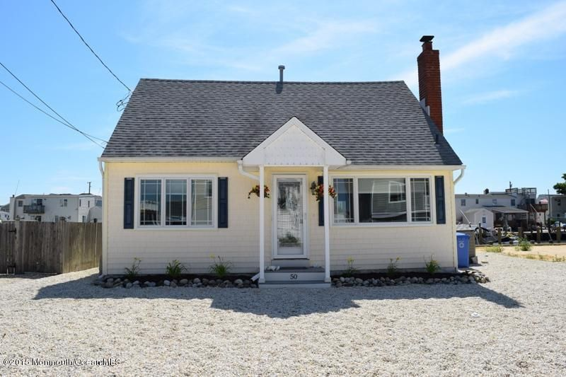 Photo of home for sale at 50 Joshua Drive Drive, Beach Haven West NJ