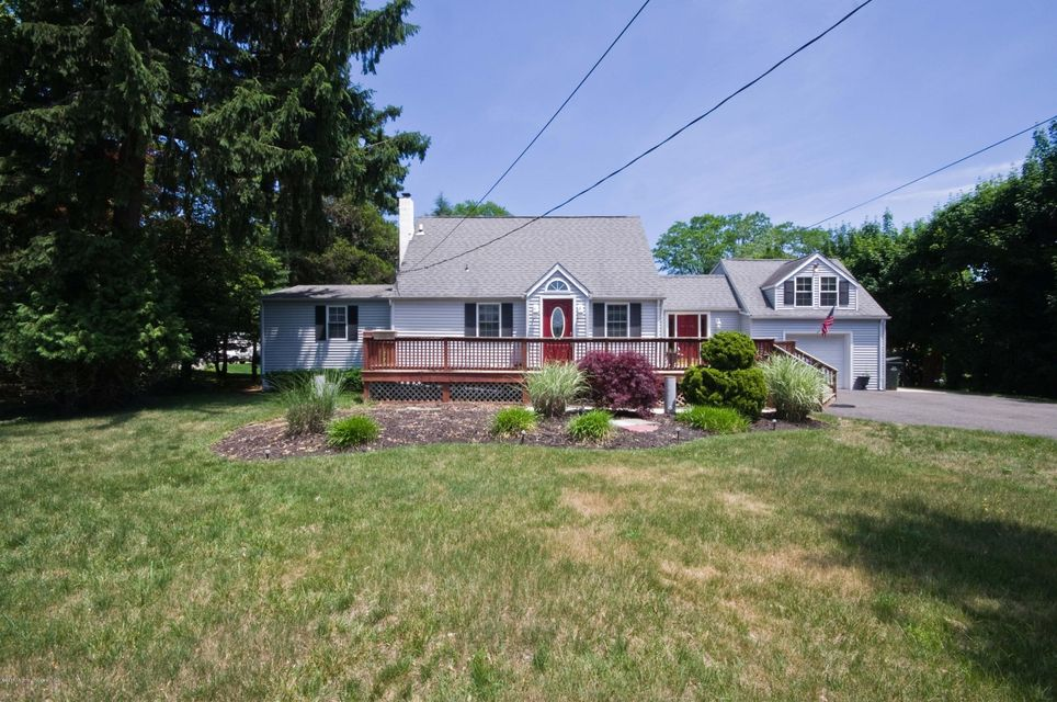 Photo of home for sale at 804 Bowne Road Road, Ocean Twp NJ