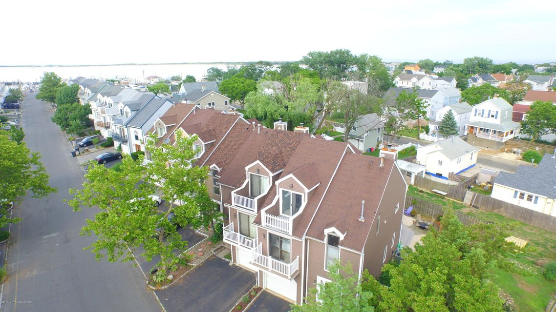 Photo of home for sale at 143 Marina Bay Court Court, Highlands NJ