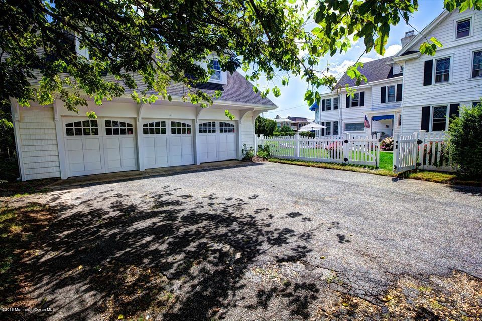 Single Family Home for Sale at 10 Tuttle Avenue Spring Lake, New Jersey 07762 United States