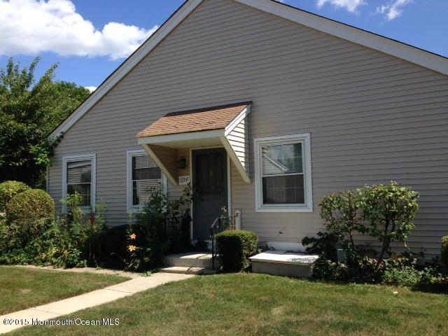Photo of home for sale at 119f Muhlen Platz, Howell NJ