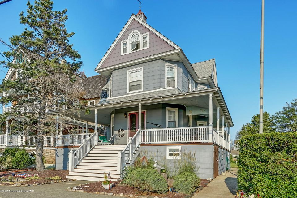 Single Family Home for Sale at 404 Bayview Avenue Seaside Park, New Jersey 08752 United States