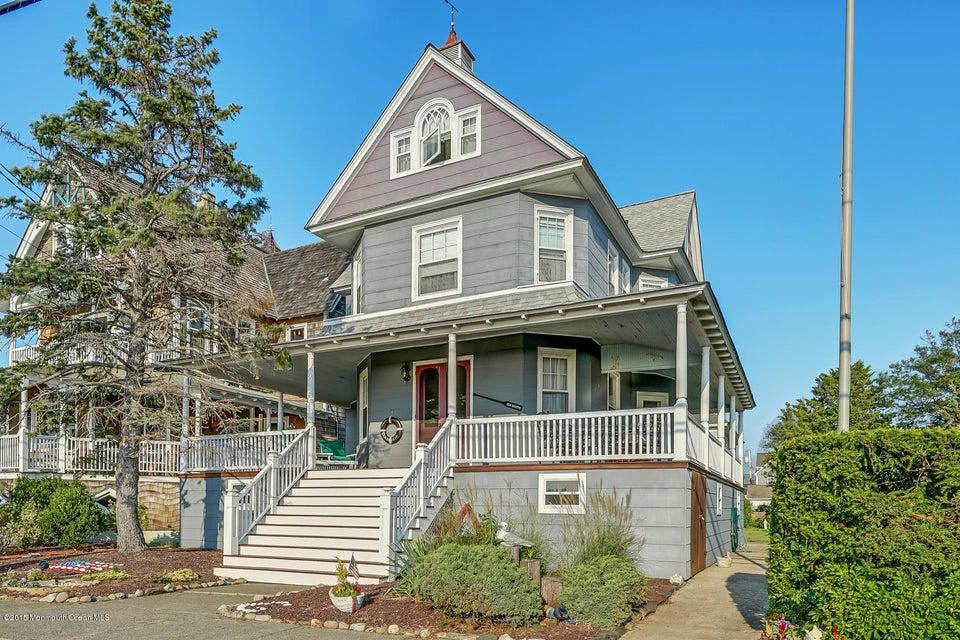 Maison unifamiliale pour l Vente à 404 Bayview Avenue Seaside Park, New Jersey 08752 États-Unis