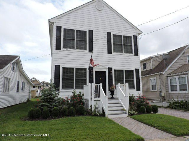 Single Family Home for Sale at 16 Lockwood Avenue Manasquan, New Jersey 08736 United States
