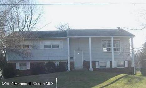 Maison unifamiliale pour l Vente à 296 Fairfield Avenue Elberon, New Jersey 07740 États-Unis
