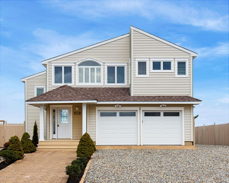 Single Family Home for Sale at 2019 Mill Creek Road Manahawkin, New Jersey 08050 United States