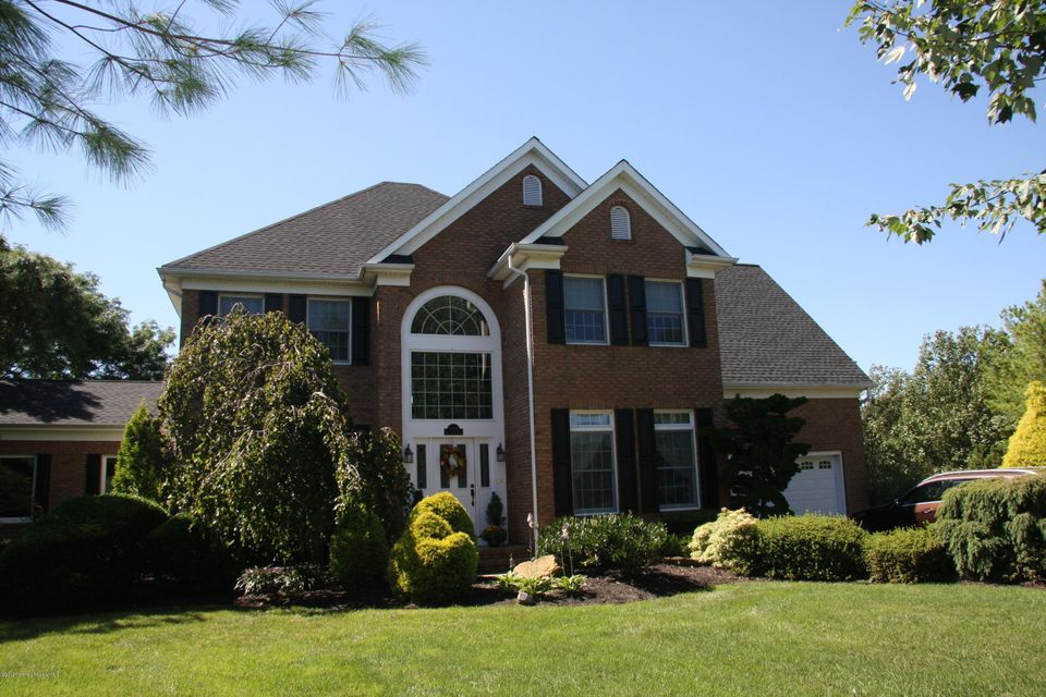 Single Family Home for Sale at 2006 Mill Pond Court Wall, New Jersey 07719 United States