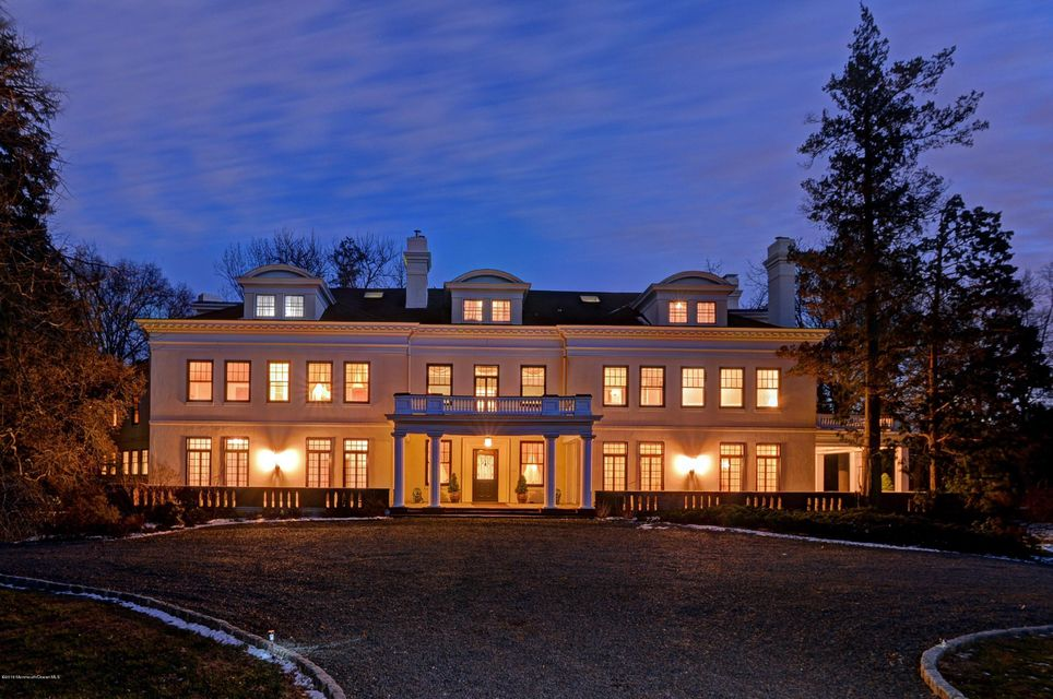 Single Family Home for Sale at 91 Rumson Road Rumson, New Jersey 07760 United States