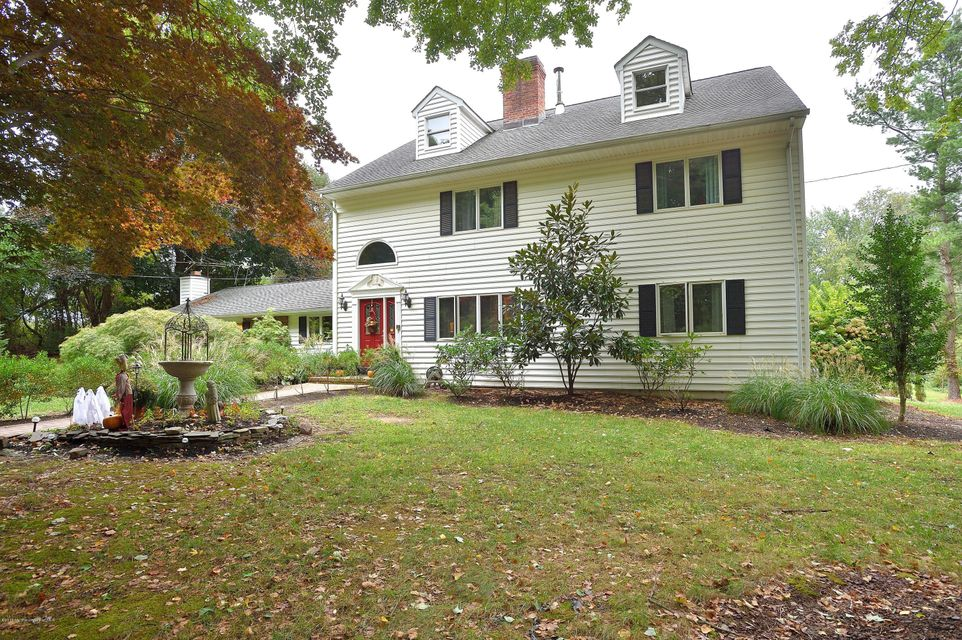 Single Family Home for Sale at 15 Pine Hill Road Perrineville, New Jersey 08535 United States