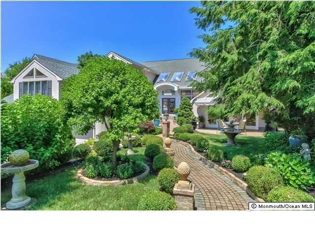 Single Family Home for Sale at 1606 Bass Point Drive Manasquan, New Jersey 08736 United States