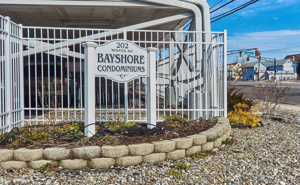 Appartement en copropriété pour l Vente à 202 Webster Avenue Seaside Heights, New Jersey 08751 États-Unis
