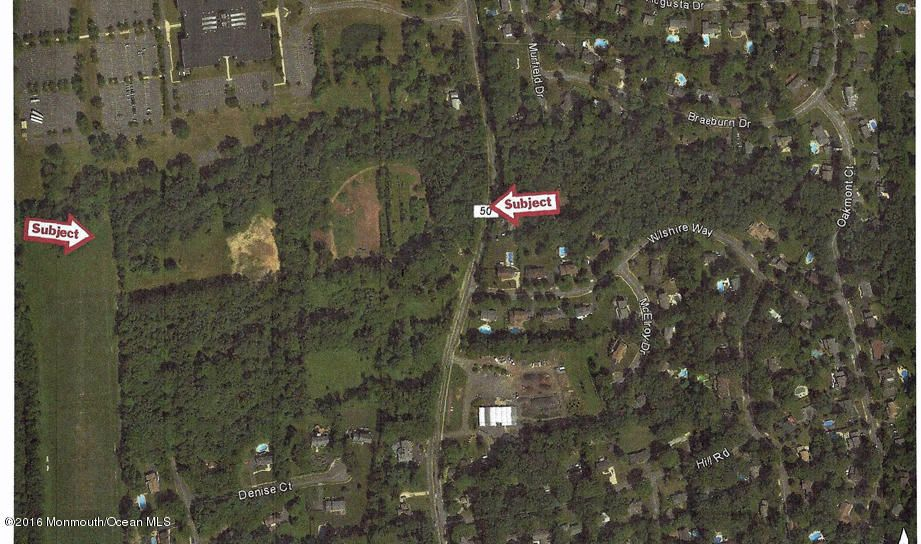 Land for Sale at 235 Middletown Lincroft Road Lincroft, New Jersey 07738 United States