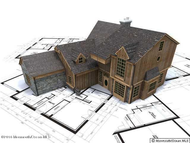 土地 为 销售 在 513 Tennent Road 摩根维尔, 新泽西州 07751 美国