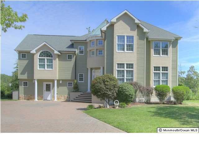 Maison unifamiliale pour l Vente à 199 Lake Avenue Island Heights, New Jersey 08732 États-Unis