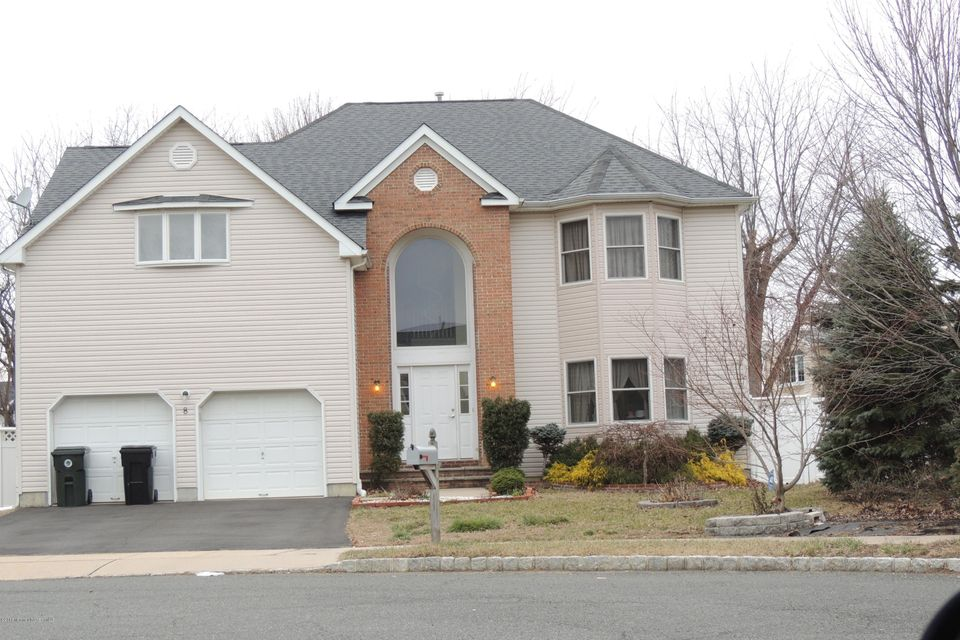 Single Family Home for Sale at 8 Brian Court Hazlet, 07730 United States