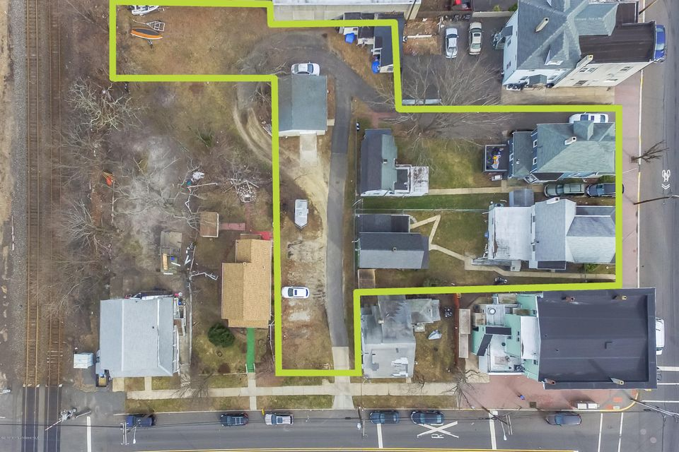 Land for Sale at 405-409 Main Street 405-409 Main Street Bradley Beach, New Jersey 07720 United States