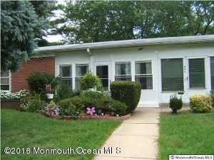 Single Family Home for Sale at 96b Edinburgh Lane Lakewood, New Jersey 08701 United States