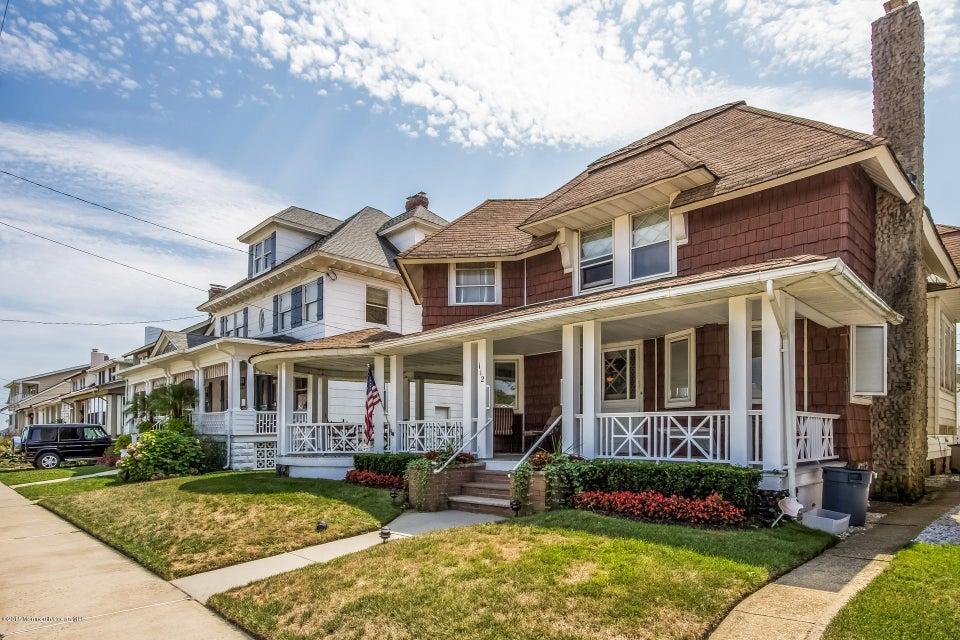 Casa Unifamiliar por un Venta en 112 Euclid Avenue Allenhurst, Nueva Jersey 07711 Estados Unidos