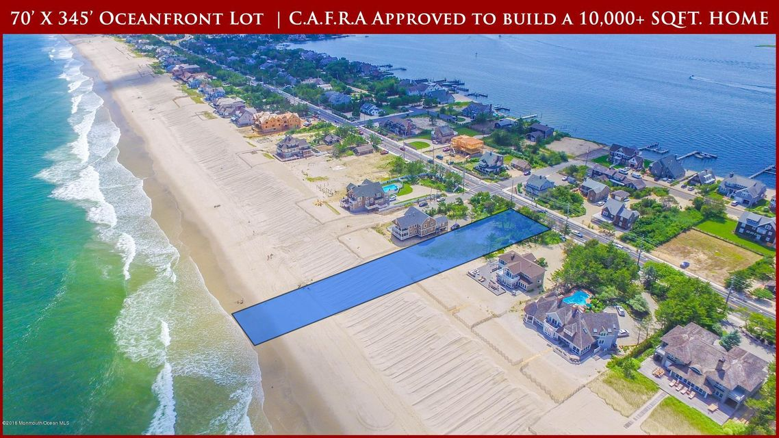 Land for Sale at 1337 Ocean Avenue Mantoloking, 08738 United States