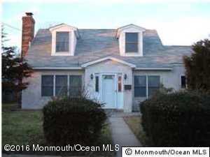 Single Family Home for Sale at 185 Branton Avenue Elberon, 07740 United States