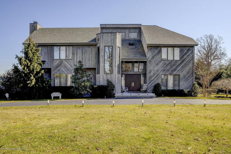 独户住宅 为 销售 在 3 Clover Hill Oakhurst, 新泽西州 07755 美国