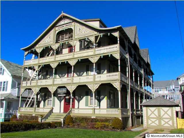 独户住宅 为 销售 在 6 Atlantic Avenue Ocean Grove, 07756 美国
