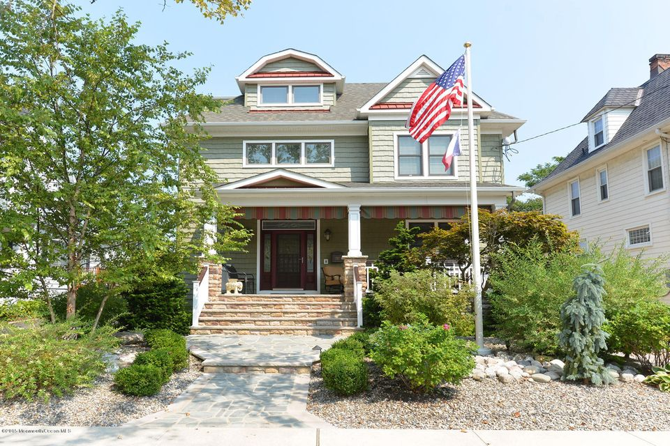 Single Family Home for Sale at 212 8th Avenue Belmar, New Jersey 07719 United States
