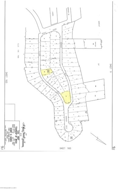 Land for Sale at 475 Ellison Drive Mantoloking, New Jersey 08738 United States