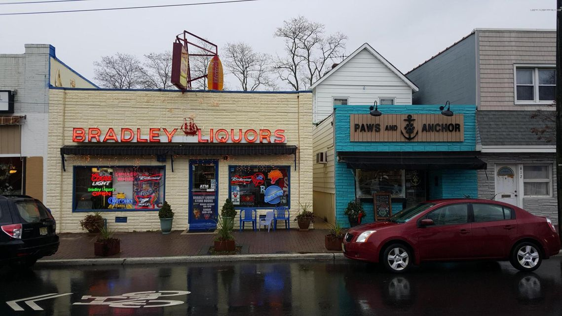 Commercial for Sale at 618 Main Street 618 Main Street Bradley Beach, New Jersey 07720 United States
