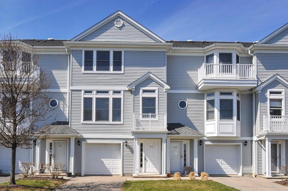 共管式独立产权公寓 为 销售 在 405 Captains Way 尼普顿, 新泽西州 07753 美国