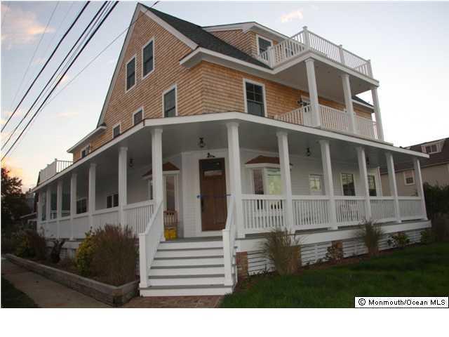 Casa Unifamiliar por un Alquiler en 436 Club Drive Bay Head, Nueva Jersey 08742 Estados Unidos