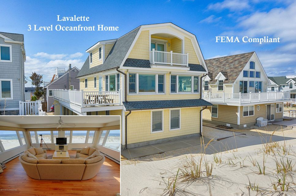 Single Family Home for Sale at 72 Ocean Avenue Lavallette, 08735 United States