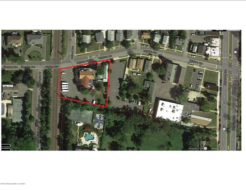 Land for Sale at 136 Brighton Avenue Deal, New Jersey 07723 United States