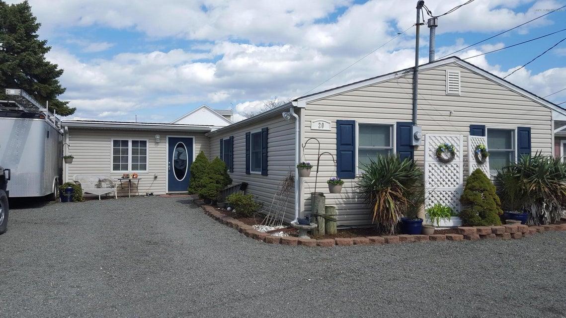 Casa Unifamiliar por un Venta en 20 Capstan Road Waretown, Nueva Jersey 08758 Estados Unidos