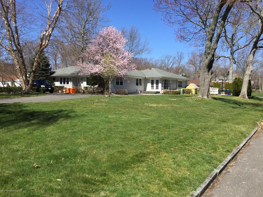 Single Family Home for Sale at 300 Runyan Avenue Deal, New Jersey 07723 United States