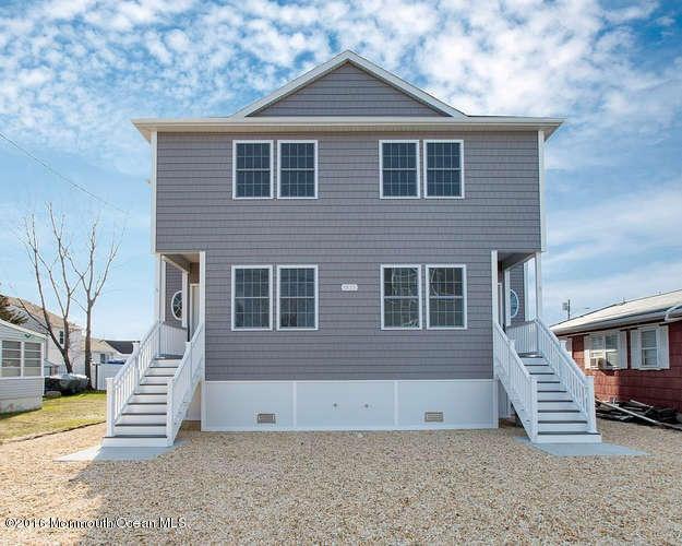 Maison unifamiliale pour l Vente à 1835 A Washington Avenue Ortley Beach, New Jersey 08751 États-Unis