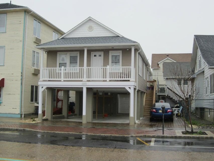 多户住宅 为 销售 在 1215 Boulevard Seaside Heights, 新泽西州 08751 美国