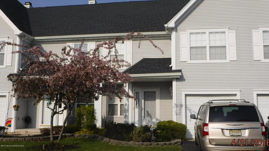 Condominium for Sale at 2803 Jockey Hollow Drive Toms River, New Jersey 08755 United States