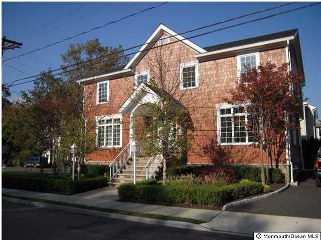 Single Family Home for Sale at 1 Church Street Matawan, New Jersey 07747 United States